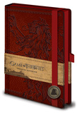 Game of Thrones - Lannister A5 Premium Notebook Journal intime & Carnet