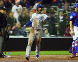 Jarrod Dyson scores the go ahead run Game 5 of the 2015 World Series Photo