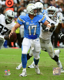 Philip Rivers 2015 Action Photo