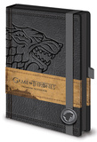 Game of Thrones - Stark A5 Premium Notebook Journal