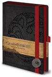 Game of Thrones - Targaryen A5 Premium Notebook Journal
