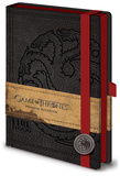 Game of Thrones - Targaryen A5 Premium Notebook Dagboek
