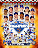 New York Mets 2015 National League Champions Composite Photo