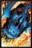 Nova No.9: Marvel Universe Fighting Print by Wellinton Alves