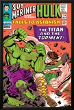 Tales to Astonish No.79 Cover: Hulk and Hercules Prints by Bill Everett