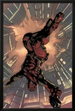 Daredevil 2099 No.1 Cover: Daredevil Crouching Posters by Pat Lee