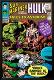 Tales to Astonish No.77 Cover: Hulk, Banner and Bruce Posters by Vince Colletta