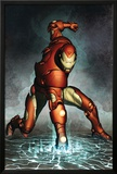Iron Man No.76 Cover: Iron Man Print