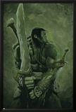 Skaar: Son of Hulk No.11 Cover: Skaar Prints by Travis Charest