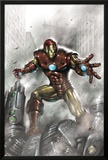 Indomitable Iron Man No.1 Cover: Iron Man Photo by Lucio Parrillo