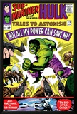 Tales to Astonish No.75 Cover: Hulk Posters by Vince Colletta