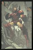 Iron Man No.86 Cover: Iron Man Prints by Pat Lee