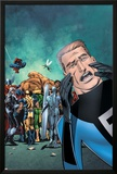 Great Lakes Avengers No.2 Cover: Flatman Posters by Paul Pelletier