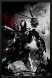 War Machine No.2 Cover: War Machine Posters by Francesco Mattina