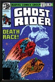 Ghost Rider No.35 Cover: Ghost Rider Posters by Bob Budiansky