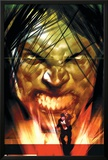 Dark Reign: The List - Hulk No.1 Cover: Banner, Bruce and Skaar Prints by Ben Oliver
