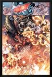 War Of Kings: Darkhawk 2: Marvel Universe Posters by Harvey Tolibao