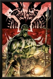 Incredible Hulk No.84 Cover: Hulk Posters by Andy Brase