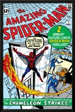 Amazing Spider-Man No.1 Cover: Spider-Man Posters by Steve Ditko