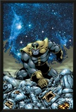 Thanos No.4 Cover: Thanos Posters by Jim Starlin
