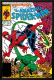 Amazing Spider-Man No.318 Cover: Spider-Man and Scorpion Prints by Todd McFarlane