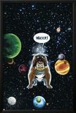 Lockjaw and The Pet Avengers No.4 Cover: Lockjaw Posters by Karl Kerschl