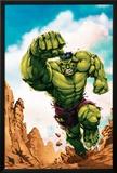 Marvel Age Hulk No.2 Cover: Hulk Posters by Shane Davis