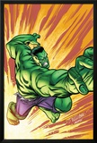 Marvel Adventures Hulk No.3 Cover: Hulk Posters by David Williams