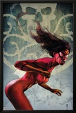 Spider-Woman No.2 Cover: Spider Woman Posters by Alex Maleev