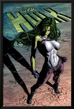 She-Hulk No.29 Cover: She-Hulk Photo by Mike Deodato
