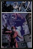 Daredevil No.98 Group: Daredevil, Elektra and Bullseye Prints by Michael Lark