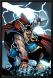 Avengers: The Initiative No.21 Cover: Thor Posters by Humberto Ramos