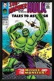 Tales to Astonish No.85 Cover: Hulk Photo by Bill Everett