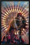 Dark Reign: Elektra No.2 Cover: Elektra Posters by Lee Bermejo