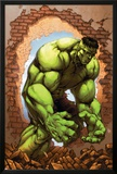 Marvel Age Hulk No.3 Cover: Hulk Posters by John Barber