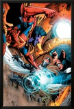 War of Kings: Ascension No.4 Group: Gladiator, Havok and Darkhawk Poster by Wellinton Alves