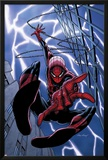 Spider-Man Unlimited No.1 Cover: Spider-Man Print by Andy Kubert