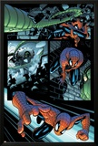 Spectacular Spider-Man No.13 Cover: Spider-Man Prints by Scott Damion