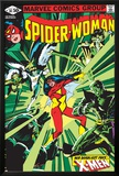 Spider-Woman No.38 Cover: Spider Woman, Colossus, Juggernaut, Angel, Storm and X-Men Posters by Steve Leialoha