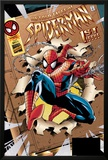 Untold Tales Of Spider-Man No.1 Cover: Spider-Man Print by Pat Olliffe