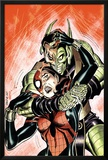 Amazing Spider-Girl No.29 Cover: Spider-Girl and Green Goblin Posters by Ron Frenz