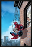 Marvel Adventures Spider-Man No.51 Cover: Spider-Man Print by Nolan Graham
