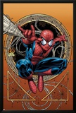 Marvel Adventures Spider-Man No.36 Cover: Spider-Man Photo by David Nakayama