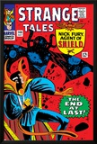 Strange Tales No.146 Cover: Dr. Strange and Eternity Poster by Steve Ditko