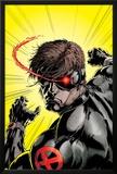 Uncanny X-Men No.391 Cover: Cyclops Poster by Salvador Larroca