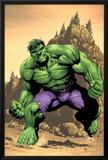Incredible Hulk No.75 Cover: Hulk Prints by Gary Frank