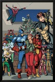 Marvel Holiday Special No.1 Group: Captain America Prints by Reilly Brown