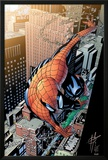 Spectacular Spider-Man No.13 Cover: Spider-Man Posters by Scott Damion