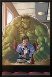 Incredible Hulks No.635: Bruce Banner Sitting with Coffee Prints by Tom Grummett