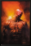 Shadowland: After The Fall No.1 Cover: Daredevil Standing Poster by David Finch